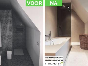 Click foto: [REALISATIE] LC Interieurarchitect | Badkamer-renovatie