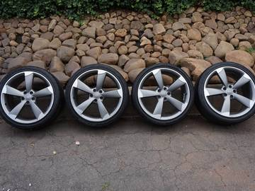 Selling: OEM Audi Rotor Wheels 20x8.5 et45