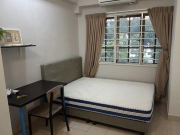 For rent: BAYU TASIK PERMAISURI [CHERAS] Free untilities!