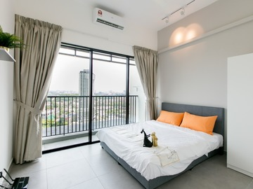 For rent: MASTER Room D'SANDS RESIDENCE Old Klang Road,FULLY FURNISHED