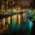 Alugue por pessoa: Amsterdam Light Festival - 7th Dec. 5pm