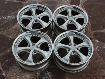 Selling: Work VS-KF 18inch 8J 5x114.3 3PIECE WHEELS