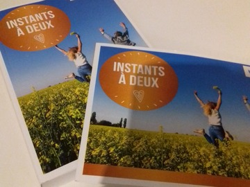 """Vente: Vivabox """"Instants à deux"""" (39,90€)"""