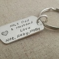 Products: Tag of Love Key Ring