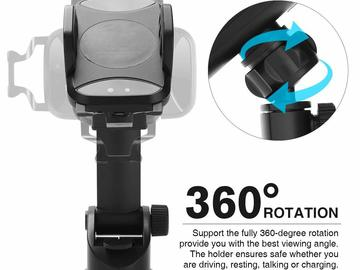 Make An Offer: Wireless Fast Car Mount Charger Dashboard & Windshield Car Mount