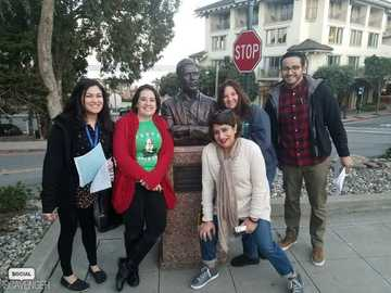 per person: Teambuilding Scavenger Hunt:  Monterey/Cannery Row