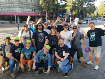 per day with calendar availability: Teambuilding Scavenger Hunt: Bay Area (multiple locations)