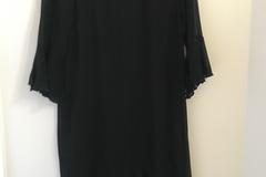 Selling: Sheer long sleeved frill dress