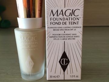 Venta: CHARLOTTE TILBURY Magic Foundation Base de Maquillaje