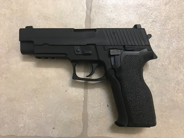 Selling: WE P226 E2 and Elite Force VP9