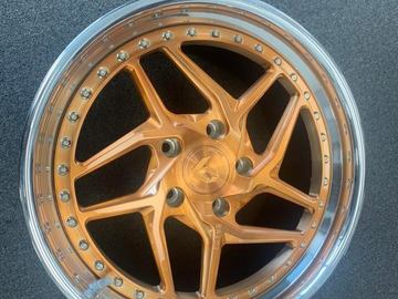 Selling: BRAND NEW - Brada Forged 3 piece wheels