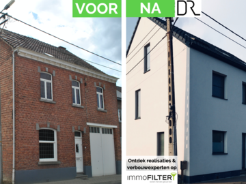 Click foto: [REALISATIE] DR-Architect | Totale makeover