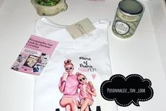 Vente au détail: T-shirt mum / maman