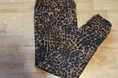 Giving away: New monki sweden leopard pants