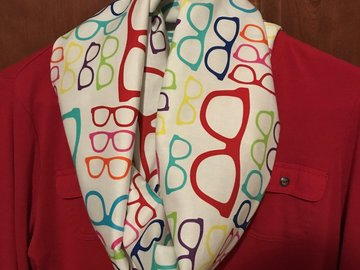 Selling with online payment: Infinity Scarves