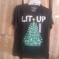 Make An Offer: Lit Up Xmas Shirt