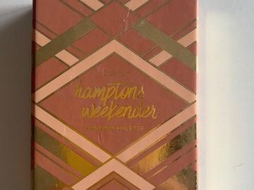 Venta: Paleta Tarte Hamptons Weekender