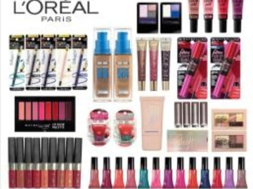 Buy Now: 400pc wholesale Makeup lot Cosmetic L'Oreal Maybelline Covergirl