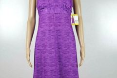 Make An Offer: 29 Gerry Womens Sleeveless Racerback Sundress Purple S, M