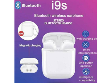 Buy Now: 20 Pairs I9S TWS Wireless Bluetooth Earphone For iPhone Android