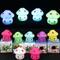 Buy Now: 120 PCS Mushroom Lamp Cartoon Luminaire LED Novelty Toys Colors