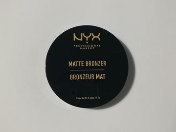 Venta: NYX Professional Makeup - Polvos Bronceadores Matte Bronzer