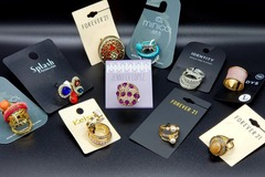 Buy Now: (200) Rings - Styles For All Occasions - Ships In 1 Day