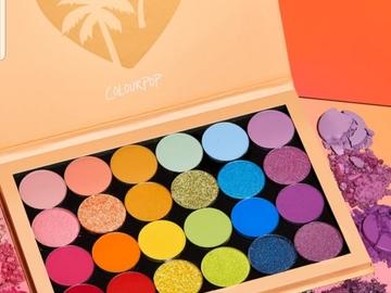 Buscando: Paletas de colourpop