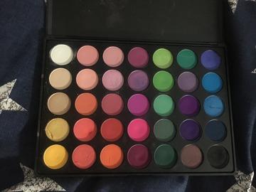 Venta: PALETA DE MORPHE paleta colorida