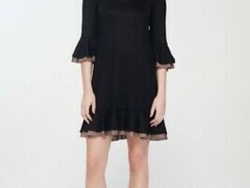 Selling: Marley dress black S small NWT