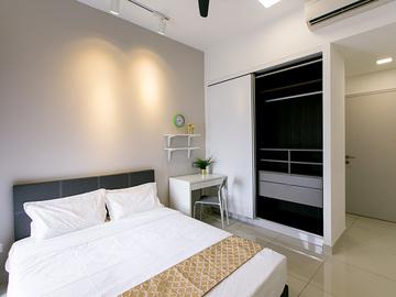 For rent: D'SARA SENTRAL MASTER ROOM FOR RENT [SUNGAI BULOH]