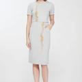 Selling: Lola dress grey marl M medium NWT