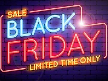Selling: BLACK FRIDAY BUMPER OFFER
