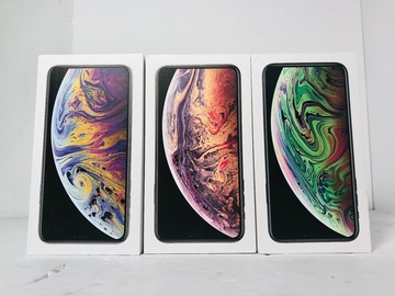 Buy Now: Lot of 50 iPhone XS/xsmax boxes
