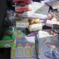 Buy Now: 200 PIECE BABY SHOWER LOT