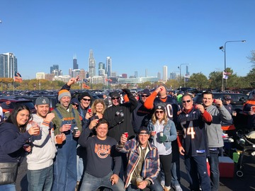 Paid Events: Giants AT BEARS 11/24/19