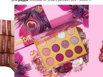 Buscando: Busco paleta bye bye birdie colourpop
