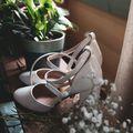 Ilmoitus: Kauniit kengät