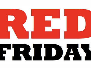 Selling: RED FRIDAY - AUDIO ON ANY SUBJECT