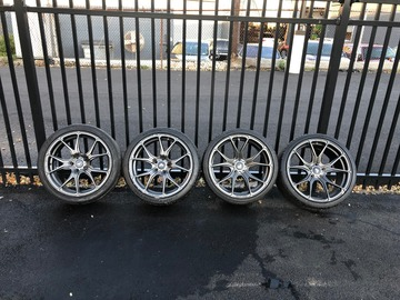 Selling: Vorsteiner VFF-103 wheels 5x112