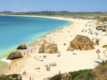 Suggestion: Praia do Alvor