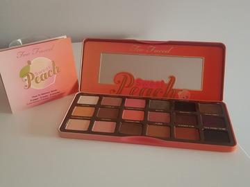 Venta: Sweet Peach paleta Too Faced