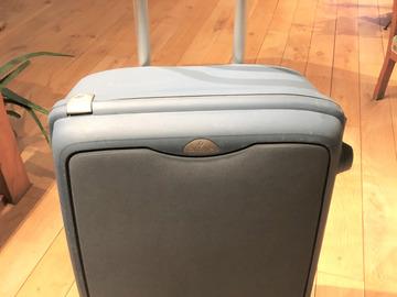 Vente: Grande valise Samsonite rigide à roulettes