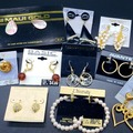 Buy Now: 225 Pairs - Dept. Store Earrings - Many Assorted Styles!