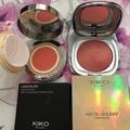 Venta: Liquidación! Pack de 4 coloretes de kiko+ regalo