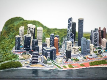 : Admiralty, Miniature Model