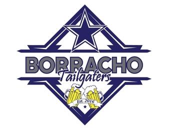 Paid Events: Borracho Tailgaters! vs Da Bears