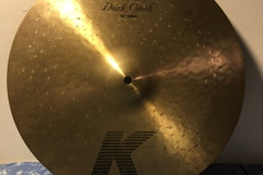 "Selling with online payment: K Custom Crash 16"" VGC"