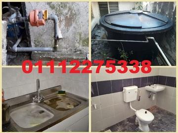 Services: tukang paip plumber 01112275338 azis sunway batu caves