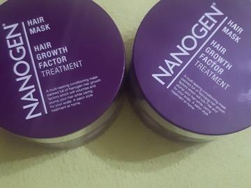 Venta: Marcarilla para la caida del pelo